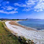 Mediterranean Island Beach