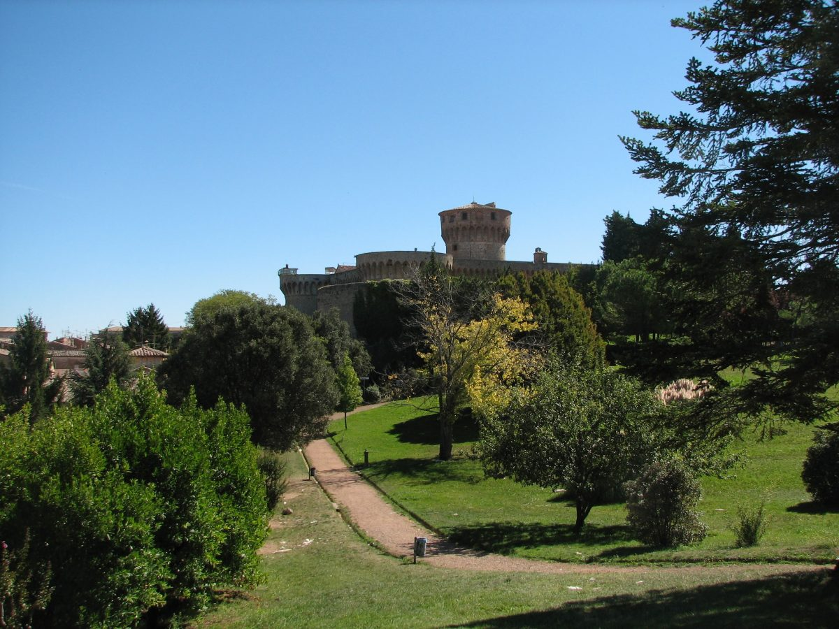 Medicean Fortress, Volterra
