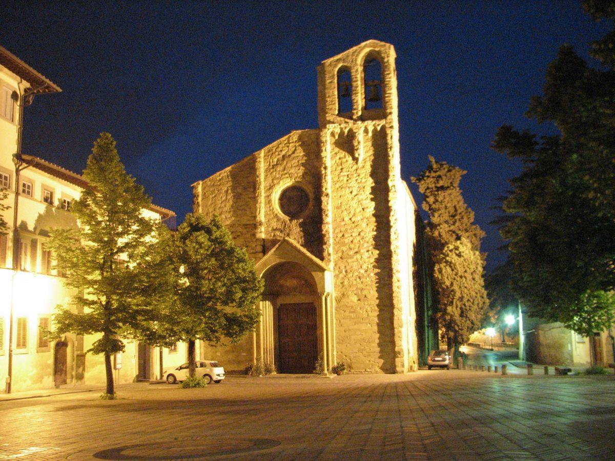 Piazza San Domenico, Arezzo