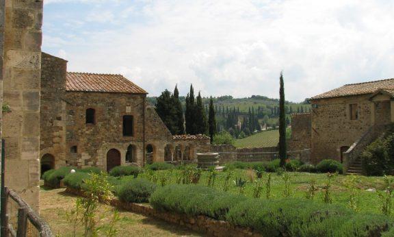 Abbey of Sant'Antimo, Montalcino